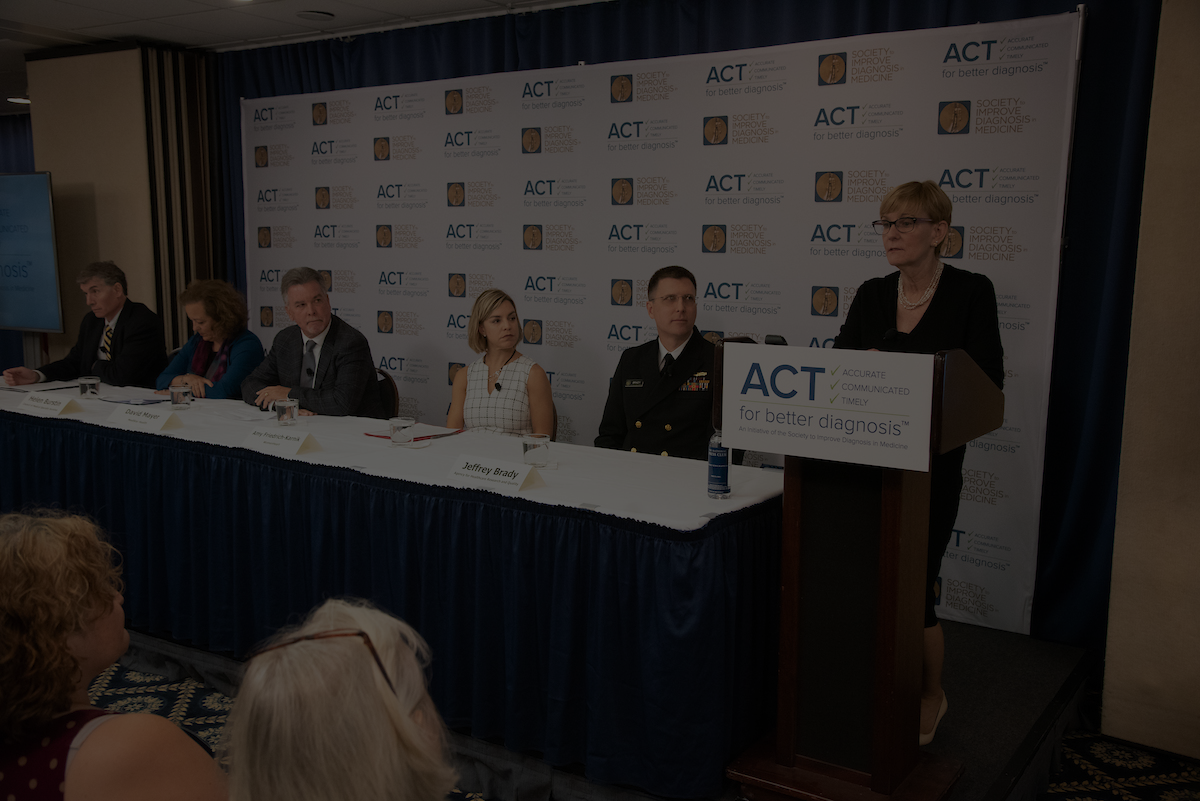 ACT for Better Diagnosis Event