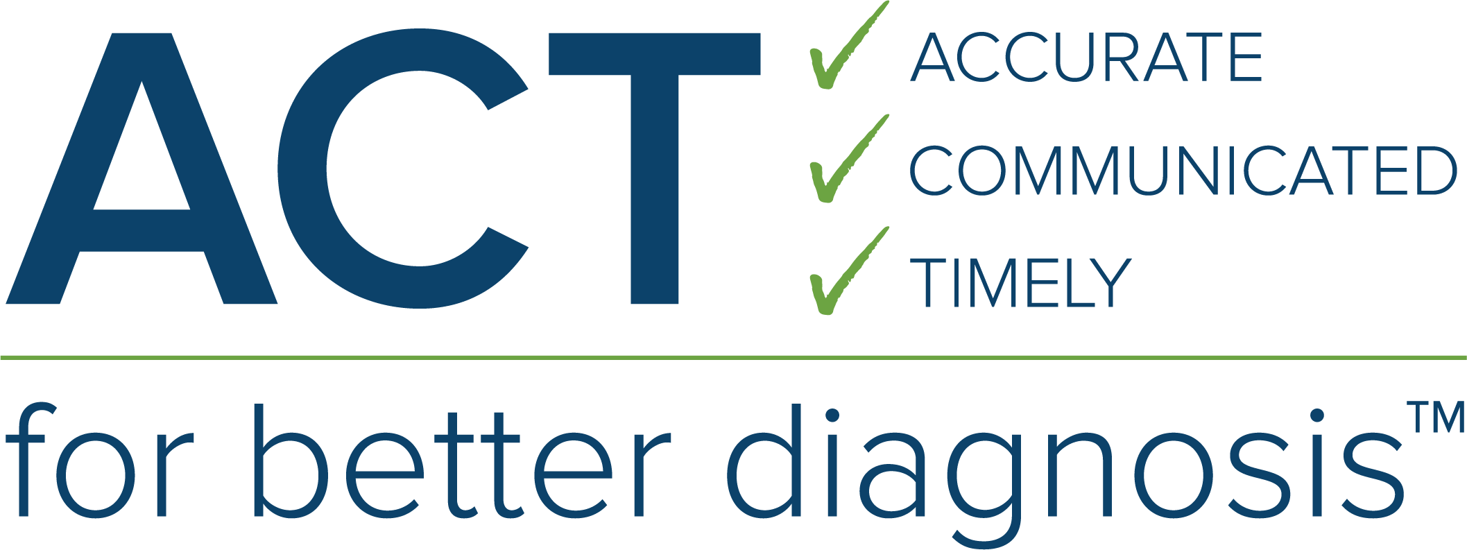Coalition Member Actions - Society to Improve Diagnosis in