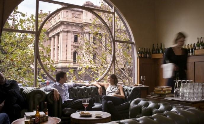 AusDEM Bars and Dining