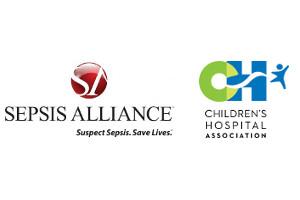 Sepsis Alliance and CHA logos