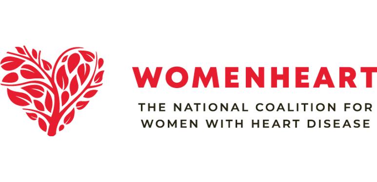 WomenHeart logo