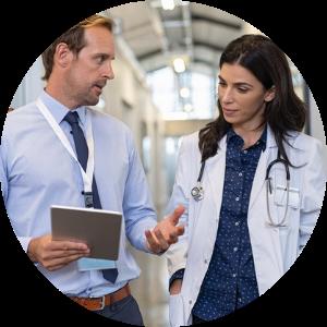 medical collaboration ciricle