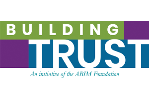 Building Trust ABIM Foundation Logo