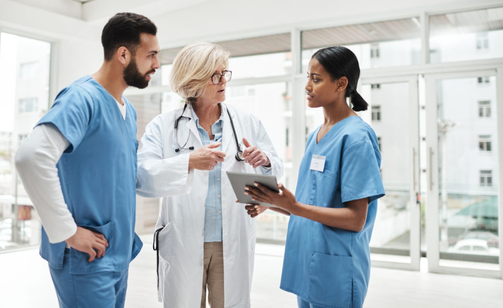 Quality healthcare is all about putting the patient at the centre
