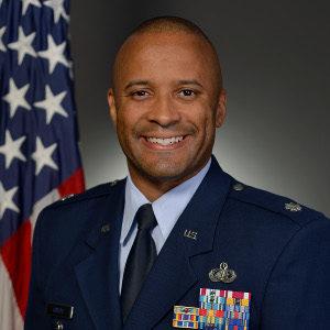 Lt. Colonel Steven Coffee